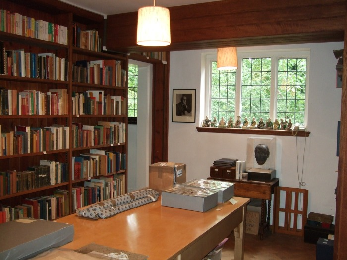I.A. Richards Annexe, Old Library (photograph by Sophie Connor)