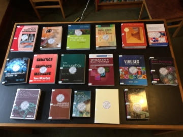 New books for Sciences and Mathematics