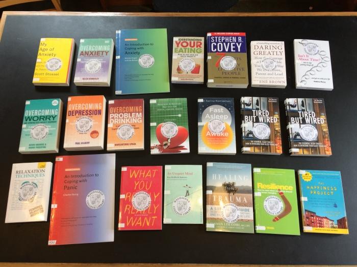 Welfare books